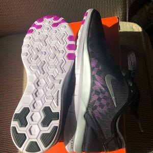 Nike Free 5.0 TR Fit 5 (Purple/Black/Silver)